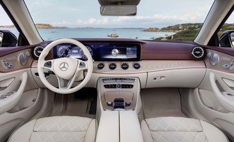 kabriolety mercedes benz  | mrcedes benz e cabriolete 4 | Mercedes Benz E Cabriolet (Мерседес Бенц Е кабриолет) | Тест драйв Mercedes Benz Mercedes Benz E