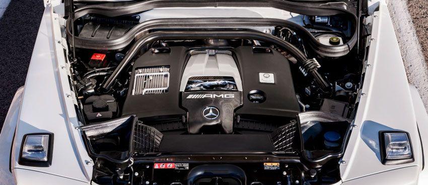 vnedorozhniki mercedes benz  | novyy mercedes amg g 63 2018 6 | Новый Mercedes AMG G 63 (Мерседес АМ Джи 63) 2018 2019 | Mercedes Benz AMG G