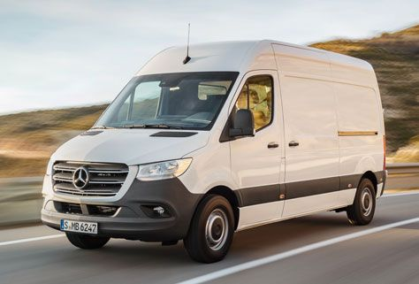 kommercheskie mercedes benz  | novyy mercedes sprinter 2018 3 | Новый Mercedes Sprinter (Мерседес Спринтер ) 2018 | Mercedes Benz Sprinter