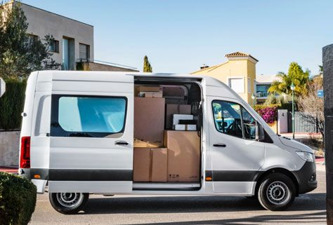 kommercheskie mercedes benz  | novyy mercedes sprinter 2018 4 | Новый Mercedes Sprinter (Мерседес Спринтер ) 2018 | Mercedes Benz Sprinter