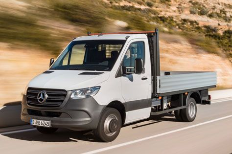 kommercheskie mercedes benz  | novyy mercedes sprinter 2018 5 | Новый Mercedes Sprinter (Мерседес Спринтер ) 2018 | Mercedes Benz Sprinter