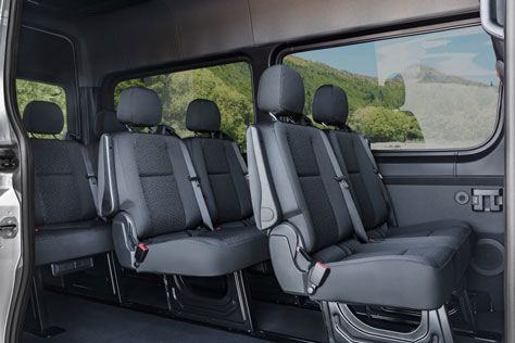 kommercheskie mercedes benz  | novyy mercedes sprinter 2018 8 | Новый Mercedes Sprinter (Мерседес Спринтер ) 2018 | Mercedes Benz Sprinter