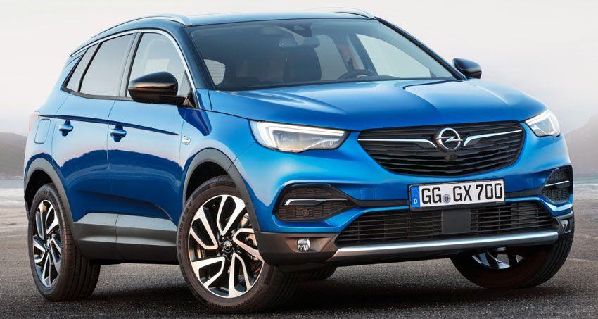 krossovery opel  | opel grandland x test drayv 1 | Opel Grandland X (Опель Грандланд Икс) | Тест драйв Opel Opel Grandland X