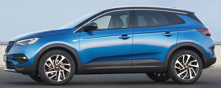 krossovery opel  | opel grandland x test drayv 2 | Opel Grandland X (Опель Грандланд Икс) | Тест драйв Opel Opel Grandland X