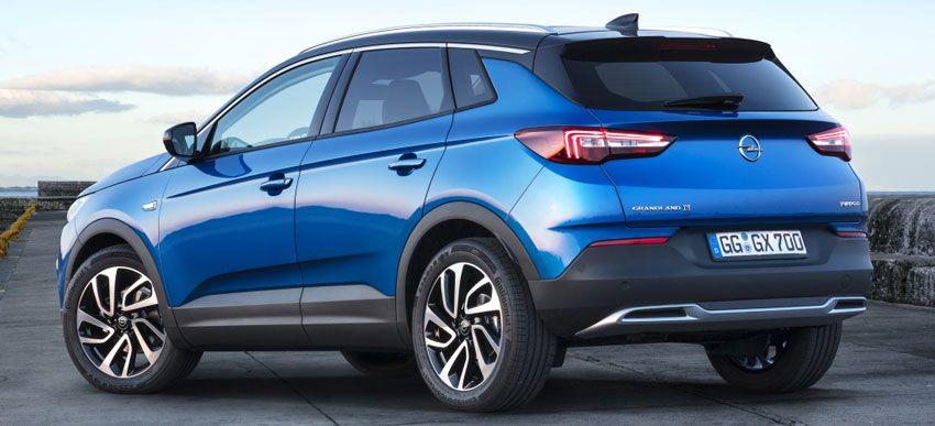 krossovery opel  | opel grandland x test drayv 3 | Opel Grandland X (Опель Грандланд Икс) | Тест драйв Opel Opel Grandland X