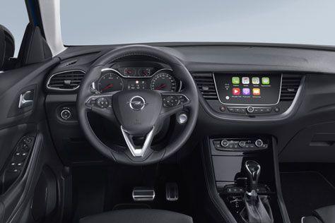krossovery opel  | opel grandland x test drayv 4 | Opel Grandland X (Опель Грандланд Икс) | Тест драйв Opel Opel Grandland X