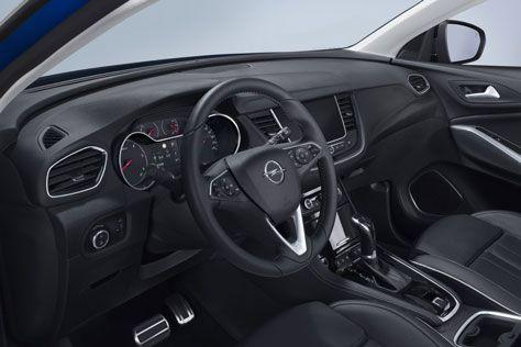 krossovery opel  | opel grandland x test drayv 5 | Opel Grandland X (Опель Грандланд Икс) | Тест драйв Opel Opel Grandland X