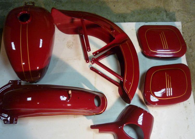 praktika  | pokraska avtomobiley i motociklov 6 | Покраска автомобилей и мотоциклов | Покраска автомобилей и мотоциклов