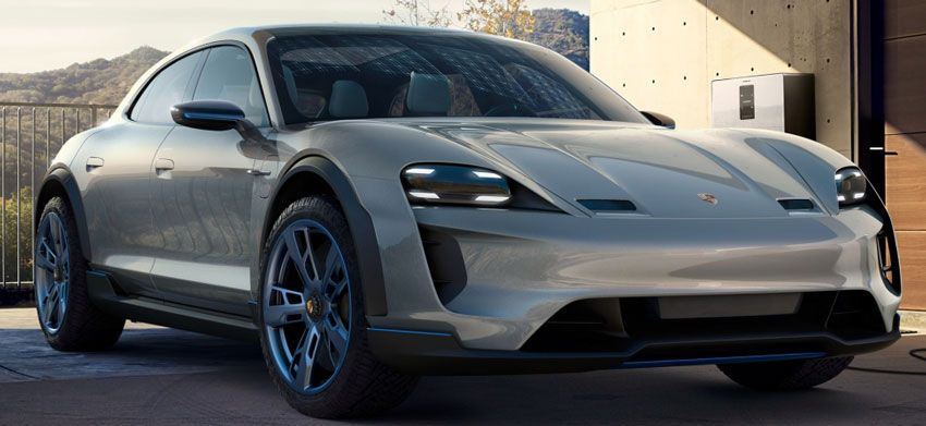 koncept avto  | porsche mission e cross turismo 1 | Porsche Mission E Cross Turismo (Порше Миссия Е Кросс Туризмо) | Porsche Mission