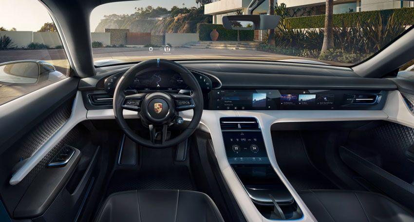 koncept avto  | porsche mission e cross turismo 4 | Porsche Mission E Cross Turismo (Порше Миссия Е Кросс Туризмо) | Porsche Mission