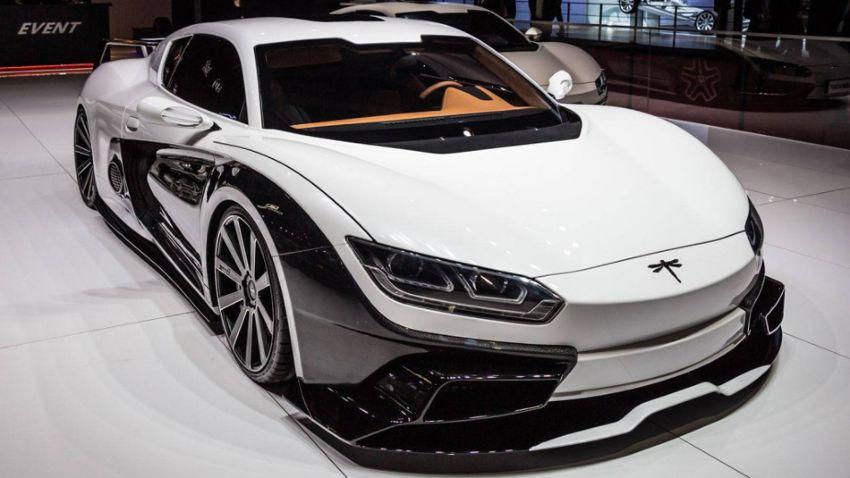 yelektromobili  | qiantu k50 kitayskiy otvet na audi r8 e tron 1 | Qiantu K50, китайский ответ на Audi R8 e tron | Qiantu K50
