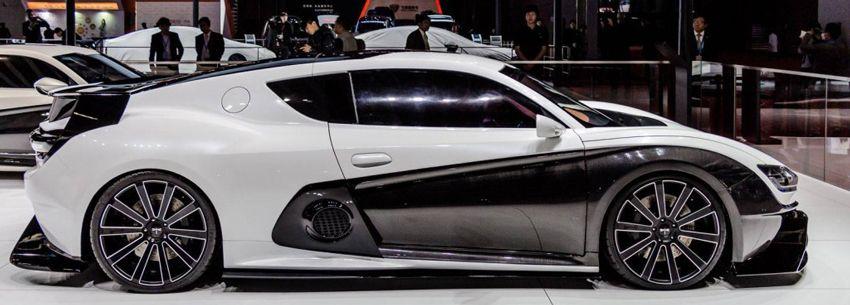 yelektromobili  | qiantu k50 kitayskiy otvet na audi r8 e tron 2 | Qiantu K50, китайский ответ на Audi R8 e tron | Qiantu K50