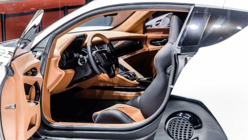 yelektromobili  | qiantu k50 kitayskiy otvet na audi r8 e tron 4 | Qiantu K50, китайский ответ на Audi R8 e tron | Qiantu K50