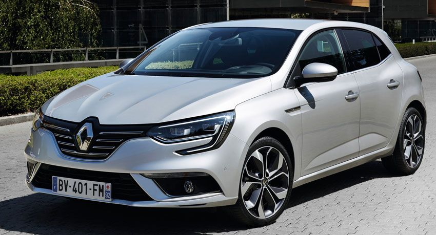 khyechbek renault  | renault megane 2016 2017 1 | Renault Megane (Рено Меган) 2016 2017 | Тест драйв Renault Renault Megane