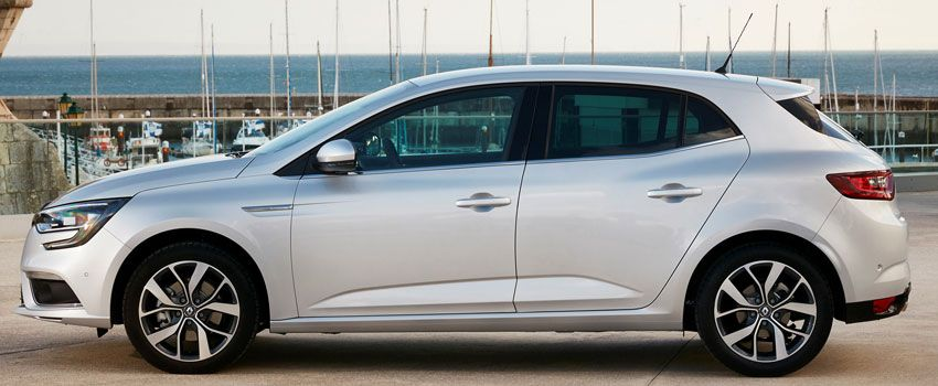 khyechbek renault  | renault megane 2016 2017 2 | Renault Megane (Рено Меган) 2016 2017 | Тест драйв Renault Renault Megane