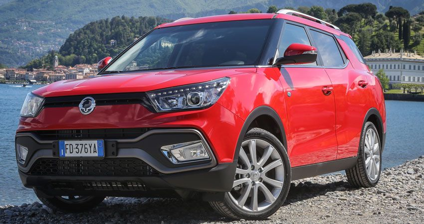 krossovery ssangyong  | ssangyong xlv 1 | SsangYong XLV (СангЕнг Икс Л Ви) | Тест драйв SsangYong SsangYong XLV