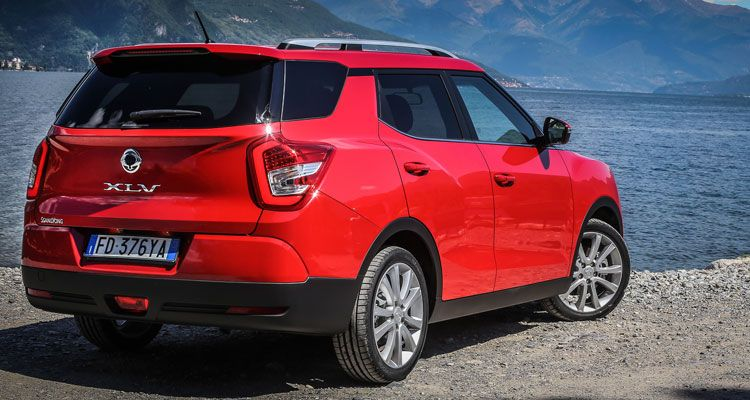 krossovery ssangyong    ssangyong xlv 3   SsangYong XLV (СангЕнг Икс Л Ви)   Тест драйв SsangYong SsangYong XLV