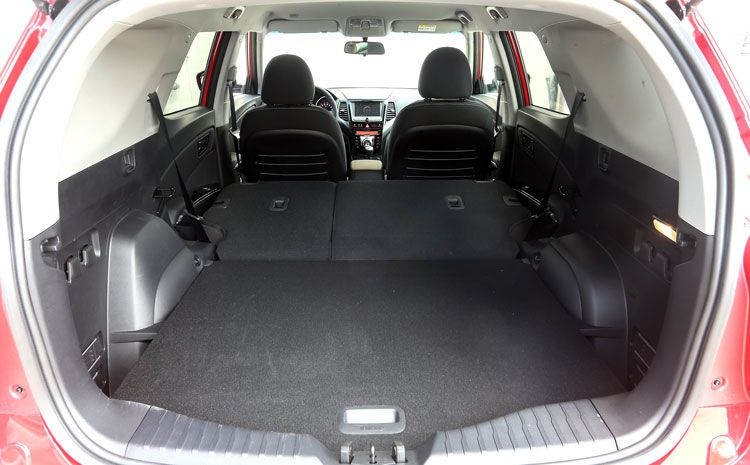 krossovery ssangyong    ssangyong xlv 4   SsangYong XLV (СангЕнг Икс Л Ви)   Тест драйв SsangYong SsangYong XLV