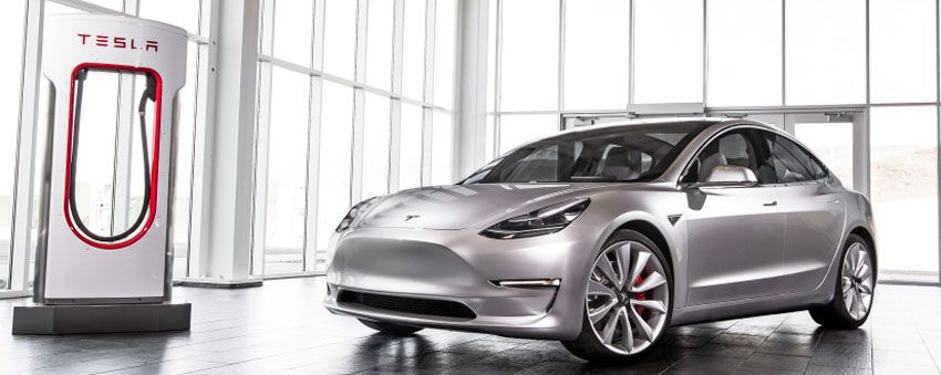 yelektromobili tesla  | tesla model 3 2 | Tesla Model 3 (Тесла Модель 3) | Tesla Model 3