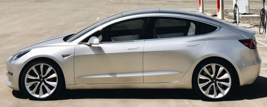 yelektromobili tesla  | tesla model 3 3 | Tesla Model 3 (Тесла Модель 3) | Tesla Model 3
