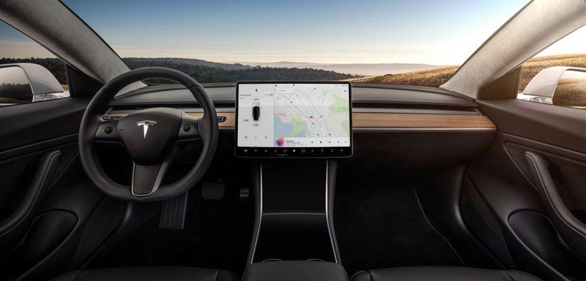 yelektromobili tesla  | tesla model 3 6 | Tesla Model 3 (Тесла Модель 3) | Tesla Model 3