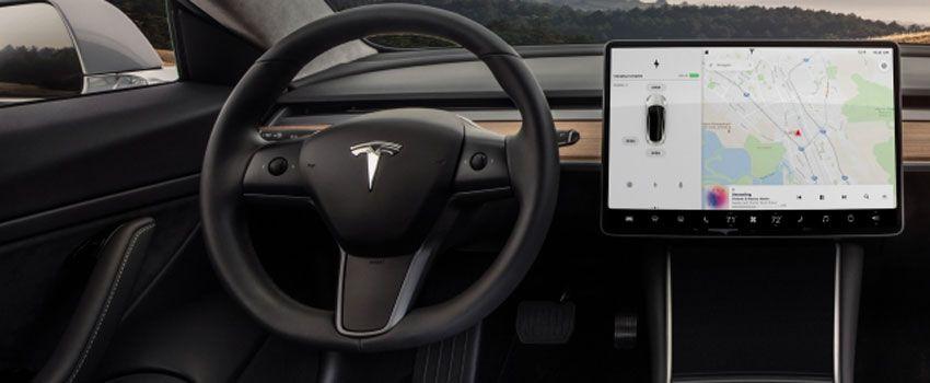 yelektromobili tesla  | tesla model 3 7 | Tesla Model 3 (Тесла Модель 3) | Tesla Model 3
