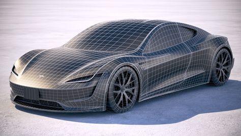 koncept avto  | tesla roadster 2 | Удивительные факты о новой Tesla Roadster (Тесла Родстер) | Tesla Roadster