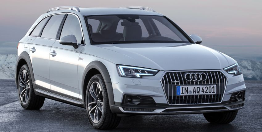 universaly audi  | test drayv audi a4 allroad 1 | Тест драйв Audi A4 Allroad (Ауди А4 Аллроад) | Тест драйвAudi Audi A4