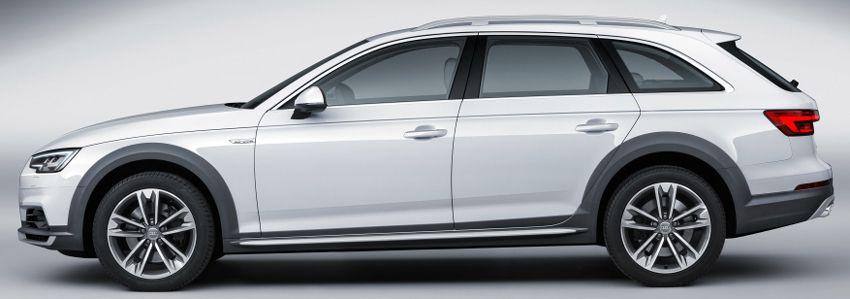 universaly audi  | test drayv audi a4 allroad 2 | Тест драйв Audi A4 Allroad (Ауди А4 Аллроад) | Тест драйвAudi Audi A4