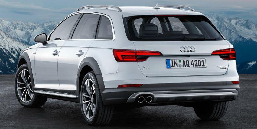 universaly audi  | test drayv audi a4 allroad 3 | Тест драйв Audi A4 Allroad (Ауди А4 Аллроад) | Тест драйвAudi Audi A4