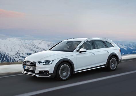 universaly audi  | test drayv audi a4 allroad 8 | Тест драйв Audi A4 Allroad (Ауди А4 Аллроад) | Тест драйвAudi Audi A4
