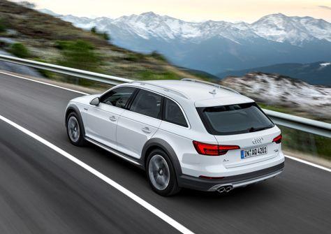 universaly audi  | test drayv audi a4 allroad 9 | Тест драйв Audi A4 Allroad (Ауди А4 Аллроад) | Тест драйвAudi Audi A4