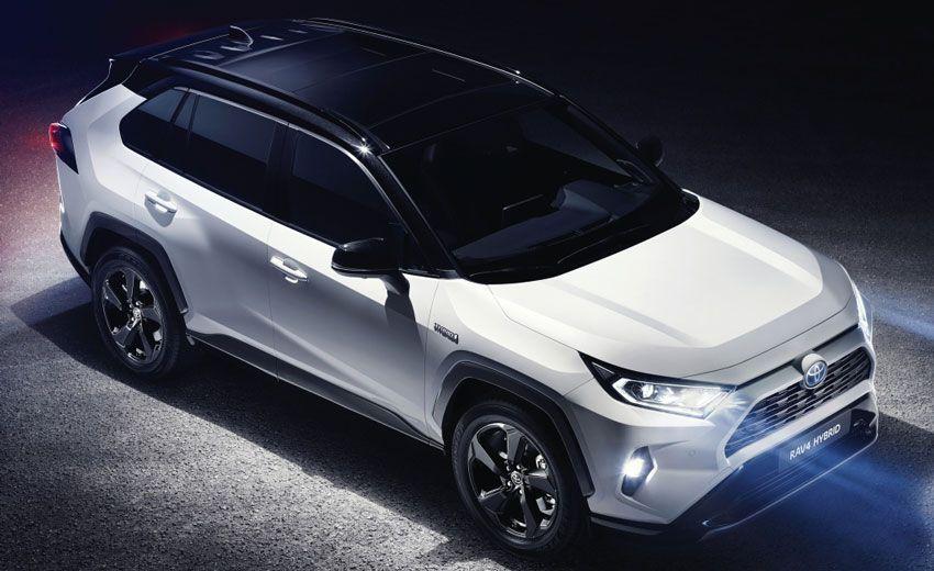 krossovery toyota  | toyota rav4 2019 1 | Toyota RAV4 (Тойота Рав4) 2019 2020 | Toyota RAV 4