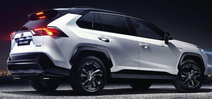 krossovery toyota  | toyota rav4 2019 4 | Toyota RAV4 (Тойота Рав4) 2019 2020 | Toyota RAV 4