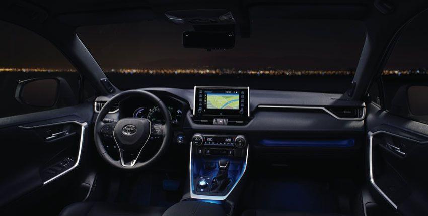 krossovery toyota  | toyota rav4 2019 5 | Toyota RAV4 (Тойота Рав4) 2019 2020 | Toyota RAV 4