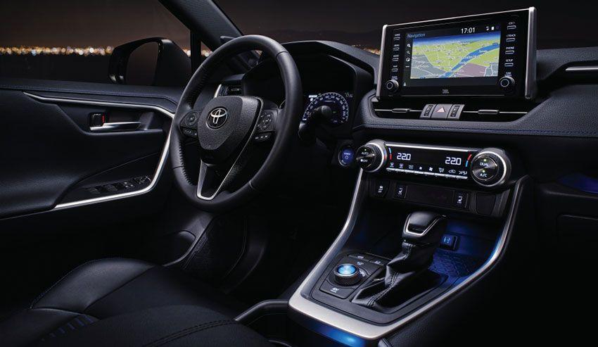 krossovery toyota  | toyota rav4 2019 6 | Toyota RAV4 (Тойота Рав4) 2019 2020 | Toyota RAV 4