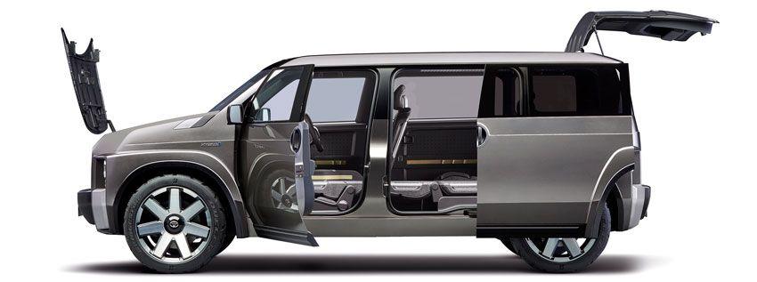 koncept avto  | toyota tj cruiser 2 | Toyota Tj Cruiser (Тойота Т ди Круизер) | Toyota Tj Cruiser