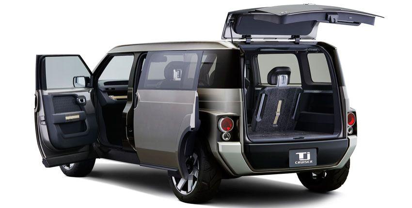 koncept avto  | toyota tj cruiser 3 | Toyota Tj Cruiser (Тойота Т ди Круизер) | Toyota Tj Cruiser