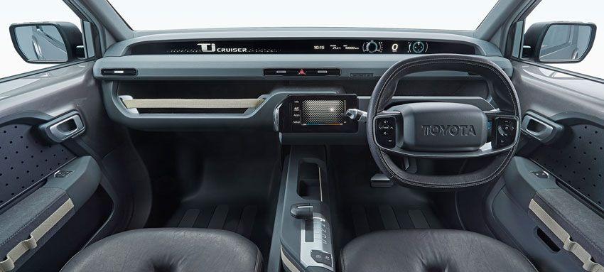 koncept avto  | toyota tj cruiser 4 | Toyota Tj Cruiser (Тойота Т ди Круизер) | Toyota Tj Cruiser