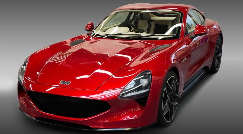sport kary kupe tvr  | tvr griffith 1 | TVR Griffith (Ти Ви АР Гриффич) | TVR Griffith