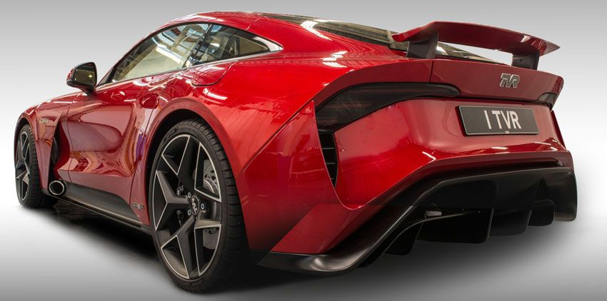 sport kary kupe tvr  | tvr griffith 3 | TVR Griffith (Ти Ви АР Гриффич) | TVR Griffith