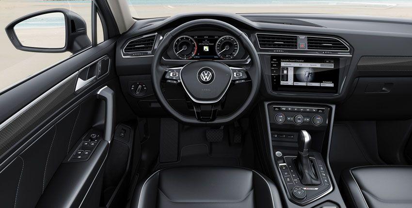 krossovery volkswagen  | volkswagen tiguan allspace 4 | Volkswagen Tiguan Allspace (Фольксваген Тигуан Аллспэйс) | Тест драйв Volkswagen Volkswagen Tiguan