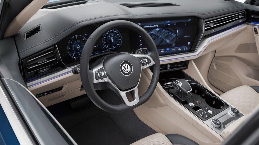 krossovery volkswagen  | volkswagen touareg 4 | Volkswagen Touareg (Фольксваген Туарег) | Volkswagen Touareg