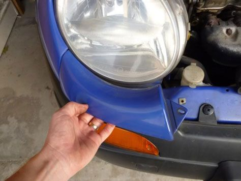 avtoremont  | zamena lamp na daewoo matiz 1 | Замена ламп на Daewoo Matiz | Фары Daewoo Matiz