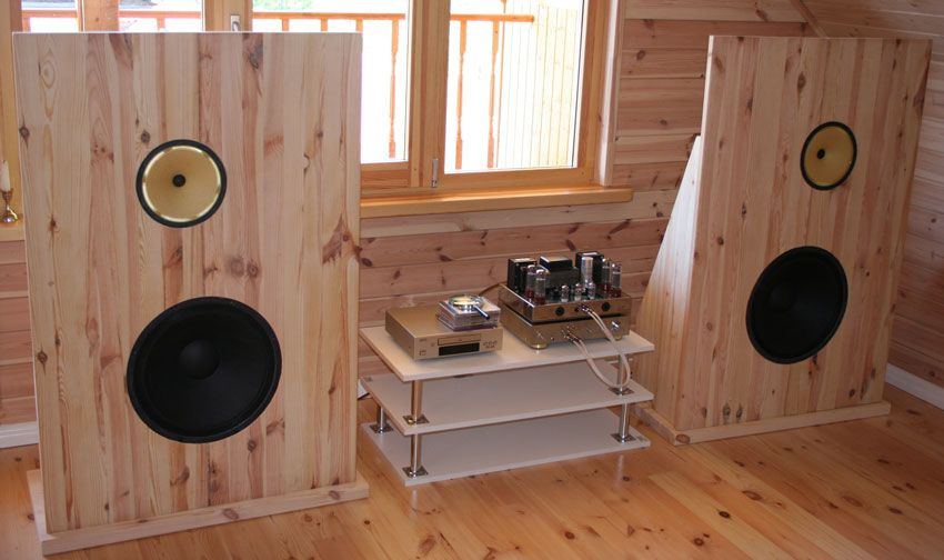 audiofiliya  | akustika dlya lampogo unch2 | Акустика для лампого УНЧ | Акустика