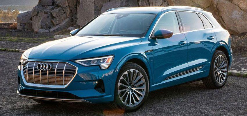 yelektromobili krossovery audi  | audi e tron audi e trontest drayv 1 | Audi e tron (Ауди е трон) тест драйв | Audi e tron