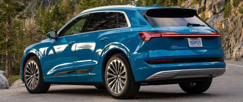 yelektromobili krossovery audi  | audi e tron audi e trontest drayv 3 | Audi e tron (Ауди е трон) тест драйв | Audi e tron