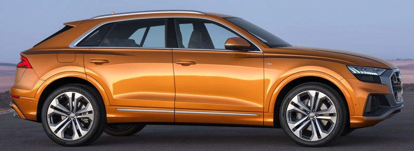 krossovery audi    audi q8 test drayv 2   Audi Q8 (Ауди Ку8) тест драйв   Тест драйвAudi