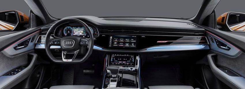 krossovery audi    audi q8 test drayv 4   Audi Q8 (Ауди Ку8) тест драйв   Тест драйвAudi