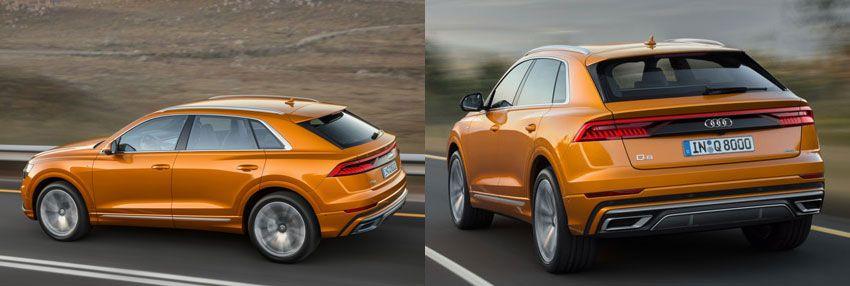 krossovery audi    audi q8 test drayv 9   Audi Q8 (Ауди Ку8) тест драйв   Тест драйвAudi